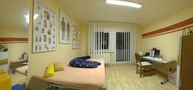 Liegenraum - Ergotherapie Chemnitz